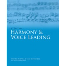 Solution Manual for Harmony and Voice Leading, 4th Edition
