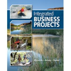 Solution Manual for Integrated Business Projects, 3rd Edition