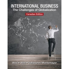 Solution Manual for International Business: The Challenges of Globalization – John Wild, Kenneth L. Wild & Halia Valladares