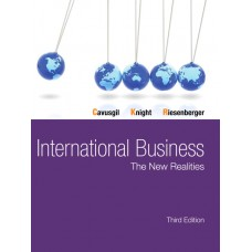 Solution Manual for International Business: The New Realities Plus 2014 MyMangementLab with Pearson eText — Package, 3/E – S. Tamer Cavusgil, Gary Knight & John Riesenberger