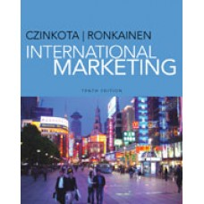 Solution Manual for International Marketing, 10th Edition
