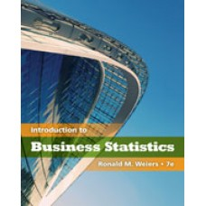 Solution Manual for Introduction to Business Statistics, 7th Edition