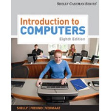 Solution Manual for Introduction to Computers, 8th Edition
