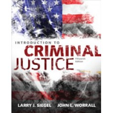 Solution Manual for Introduction to Criminal Justice, 15th Edition