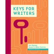 Solution Manual for Keys for Writers, 7th Edition