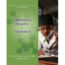 Solution Manual for Laboratory Inquiry in Chemistry, 3rd Edition