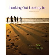 Solution Manual for Looking Out, Looking In, 14th Edition