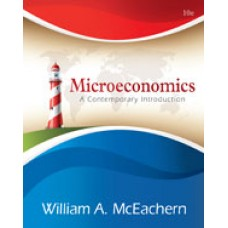 Solution Manual for Microeconomics A Contemporary Introduction, 10th Edition