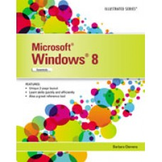 Solution Manual for Microsoft Windows 8 Illustrated Essentials, 1st Edition