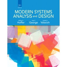 Solution Manual for Modern Systems Analysis and Design, 7/E – Jeffrey A. Hoffer, Joey George & Joseph A. Valacich