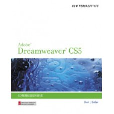 Solution Manual for New Perspectives on Adobe Dreamweaver CS5, Comprehensive, 1st Edition