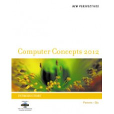 Solution Manual for New Perspectives on Computer Concepts 2012 Introductory, 14th Edition