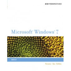 Solution Manual for New Perspectives on Microsoft Windows 7, Brief, 1st Edition