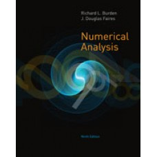 Solution Manual for Numerical Analysis, 9th Edition