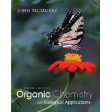 Solution Manual for Organic Chemistry with Biological Applications, 3rd Edition