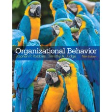 Solution Manual for Organizational Behavior Plus 2014 MyManagementLab with Pearson eText — Package, 16/E – Stephen P. Robbins & Timothy A. Judge
