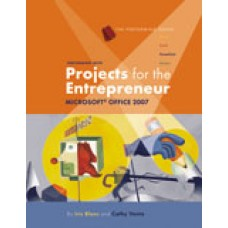 Solution Manual for Performing with Projects for the Entrepreneur Microsoft Office 2007, 1st Edition