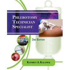 Solution Manual for Phlebotomy Technician Specialist, 2nd Edition