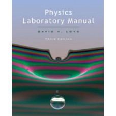 Solution Manual for Physics Lab Manual, 3rd Edition