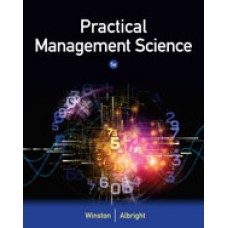 Solution Manual for Practical Management Science, 5th Edition