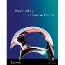 Solution Manual for Precalculus A Concise Course, 2nd Edition