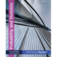 Solution Manual for Probability and Statistics for Engineers and Scientists, 4th Edition