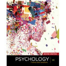 Solution Manual for Psychology Themes and Variations, 9th Edition