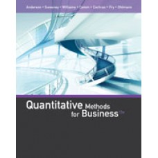 Solution Manual for Quantitative Methods for Business, 13th Edition