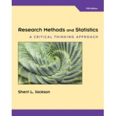 Solution Manual for Research Methods and Statistics A Critical Thinking Approach, 5th Edition