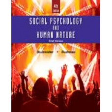 Solution Manual for Social Psychology and Human Nature, Brief, 4th Edition