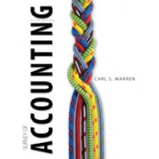 Solution Manual for Survey of Accounting, 6th Edition