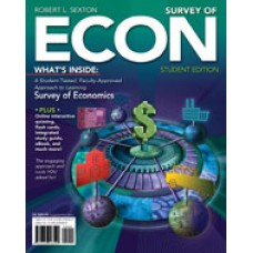 Solution Manual for Survey of ECON, 1st Edition