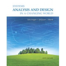 Solution Manual for Systems Analysis and Design in a Changing World, 6th Edition