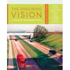 Solution Manual for The Enduring Vision A History of the American People, Concise, 7th Edition