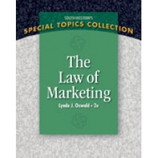 Solution Manual for The Law of Marketing, 2nd Edition