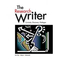Solution Manual for The Research Writer, 1st Edition