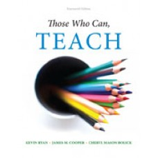 Solution Manual for Those Who Can, Teach, 14th Edition