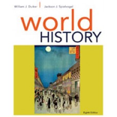 Solution Manual for World History, 8th Edition