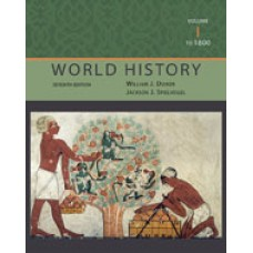 Solution Manual for World History, Volume I To 1800, 7th Edition