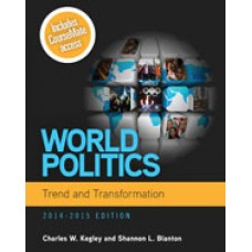 Solution Manual for World Politics Trend and Transformation, 2014 – 2015, 15th Edition