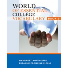 Solution Manual for World of Essential College Vocabulary Book 2, 1st Edition