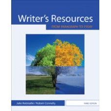 Solution Manual for Writers Resources From Paragraph to Essay, 3rd Edition