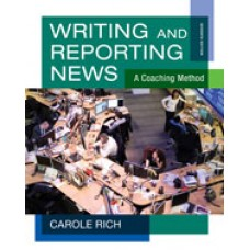 Solution Manual for Writing and Reporting News A Coaching Method, 7th Edition