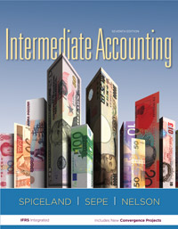 Test bank for Intermediate Accounting 7th Vol (2) 007802532x