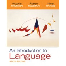 Test Bank for An Introduction to Language, 9th Edition