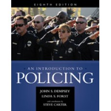 Test Bank for An Introduction to Policing, 8th Edition