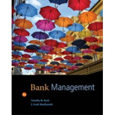 Test Bank for Bank Management, 8th Edition