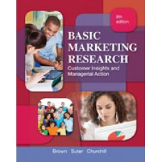 Test Bank for Basic Marketing Research, 8th Edition