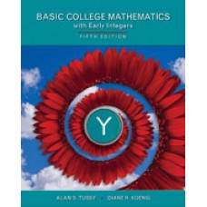Test Bank for Basic Mathematics for College Students with Early Integers, 5th Edition