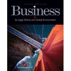 Test Bank for Business Its Legal, Ethical, and Global Environment, 9th Edition